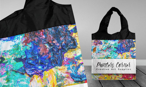 TOTE BAG: MEDIUM (2)